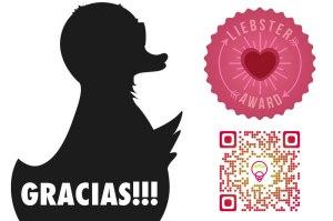 el blog de patogiacomino LIEBSTER AWARDS