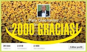 2000 SEGUIDORES